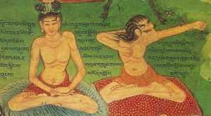 tibetisches yoga