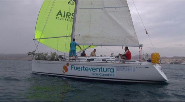 """II Regata Lanzarote Fuerteventura """"Uniendo islas biosfera"""""""