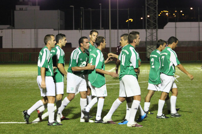 Primera victoria del Chilegua