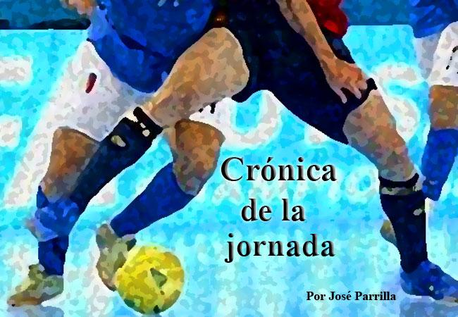 Crónica Fútbol Sala