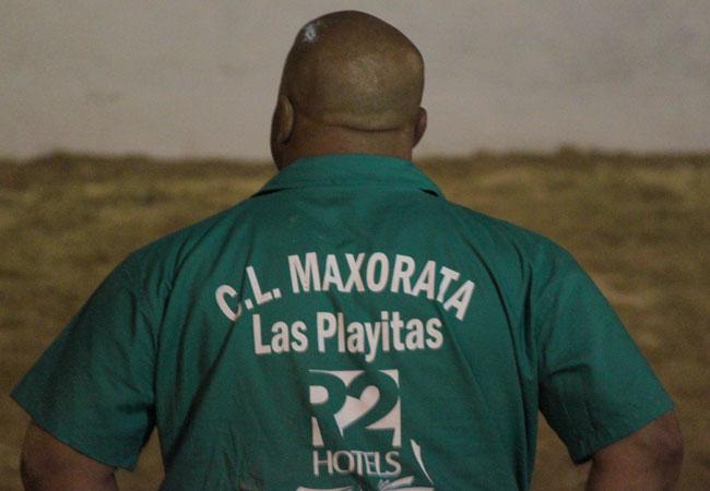 Carlos Moreno comienza a abrir camino