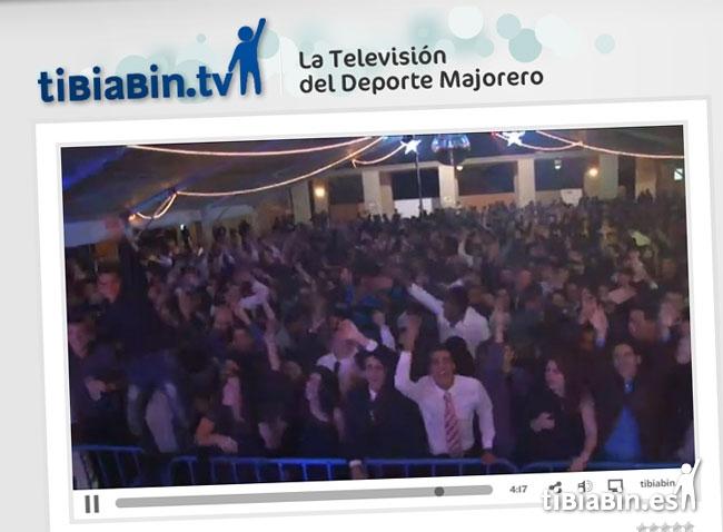 Fiestón de Gran Tarajal en tibiabin.tv