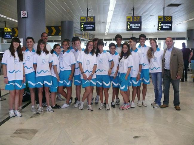 Definida la selección majorera que competirá  en el XXX Campeonato de Canarias de Campo a Través
