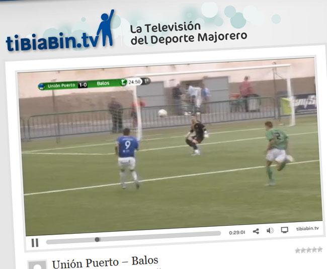 Unión Puerto – Balos en tibiabin.tv