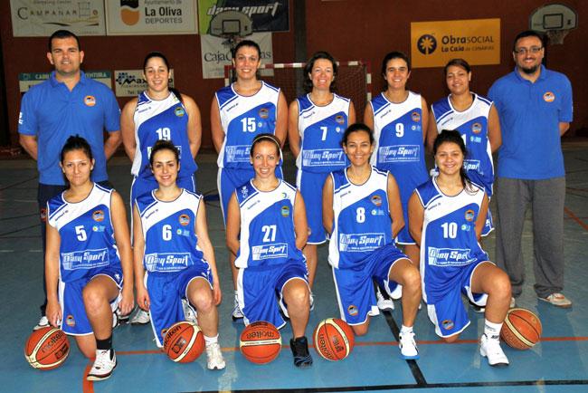 Dany Sport Toscones – CB Uni Adareva (Tenerife)