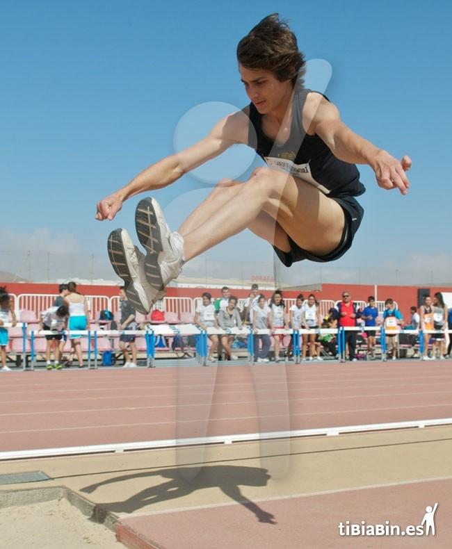 26 cadetes y juveniles de Fuerteventura participan este fin de semana en el Campeonato de Canarias Escolar de Atletismo