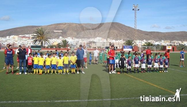 """IV Torneo de Fútbol 7 Prebenjamín"""