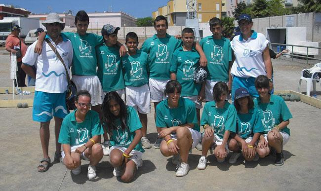 Fuerteventura acoge los Campeonatos de Canarias de Lucha y Bola Canaria este fin de semana