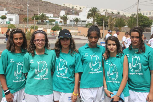 XXX Campeonato de Canarias de Bola Canaria 2012