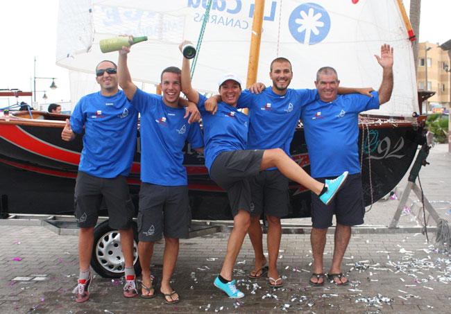 Galería de fotos: Última regata Liga Cabildo Insular