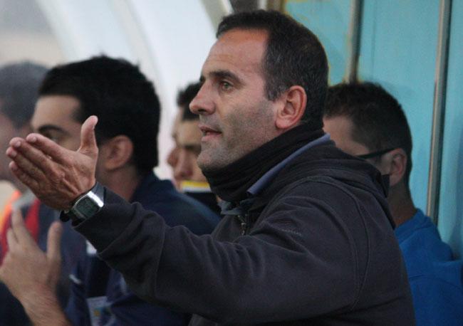 """Juan Carlos Ruíz: """"Va a ser un partido muy difícil entre jugadores que se conocen muy bien ."""""""
