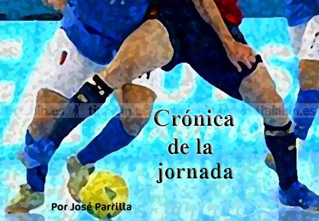 Crónica de la jornada Fútbol Sala