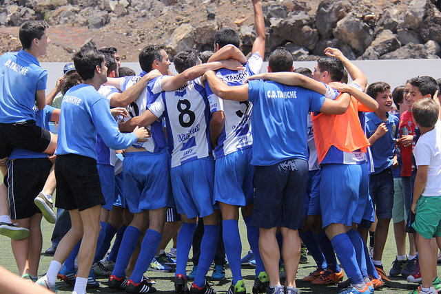 El Tahiche logra el ascenso al vencer a La Oliva