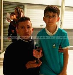 El Ayuntamiento felicita al karateka Francisco Melián por su Campeonato de Canarias
