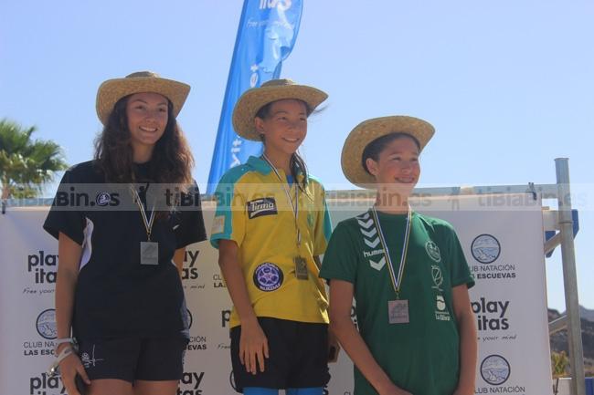 Foto del día: 2ª medalla de bronce de Nayra Santos (Campeonato de Canarias benjamín)