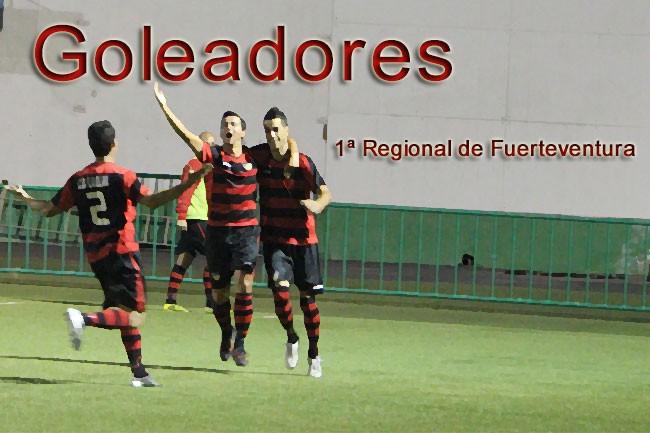 Jonay y Alexander destacados goleadores en la última jornada