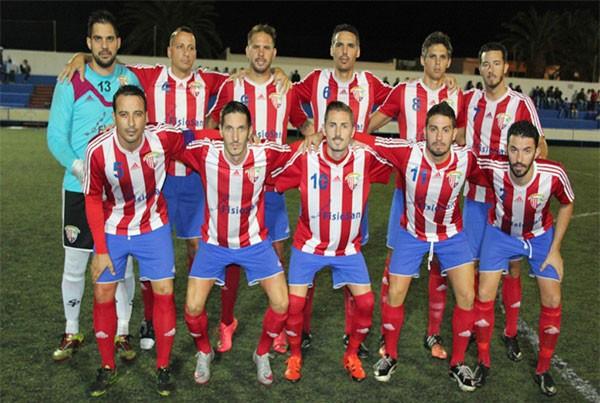 San Bartolomé y CD Tinajo, disputan la final de la Copa Regional Ayun-tamiento de Arrecife