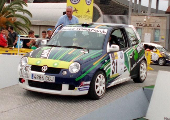 El 42º Rallye de Maspalomas dará a conocer al campeón de Grupo 2 en el Challenger BP-Michelín