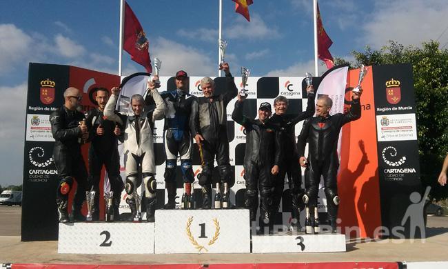 Carlos Pey – Peter Mertz campeones de la carrera nacional de resistencia de 3 horas