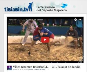 Vídeo resumen Rosario C.L. 12 – C.L. Saladar de Jandía 7