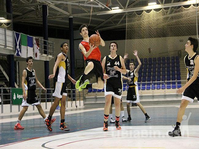Arrancó el XIX Torneo Internacional de Baloncesto La Candelaria 2016