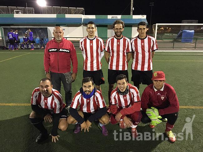 Resultados Liga Asdefuer de fútbol 7