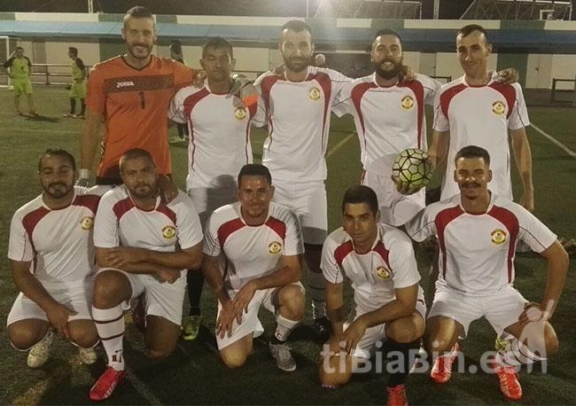 Resultados y Clasificación 2ª Jornada Liga F7 Asdefuer