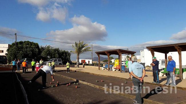 El San Miguel gana del Torneo de Bola Canaria de las Fiestas de Ntra. Sra. de la Salud