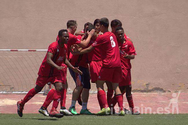 Vaya equipazo… goleada y ascenso a División de Honor de juveniles