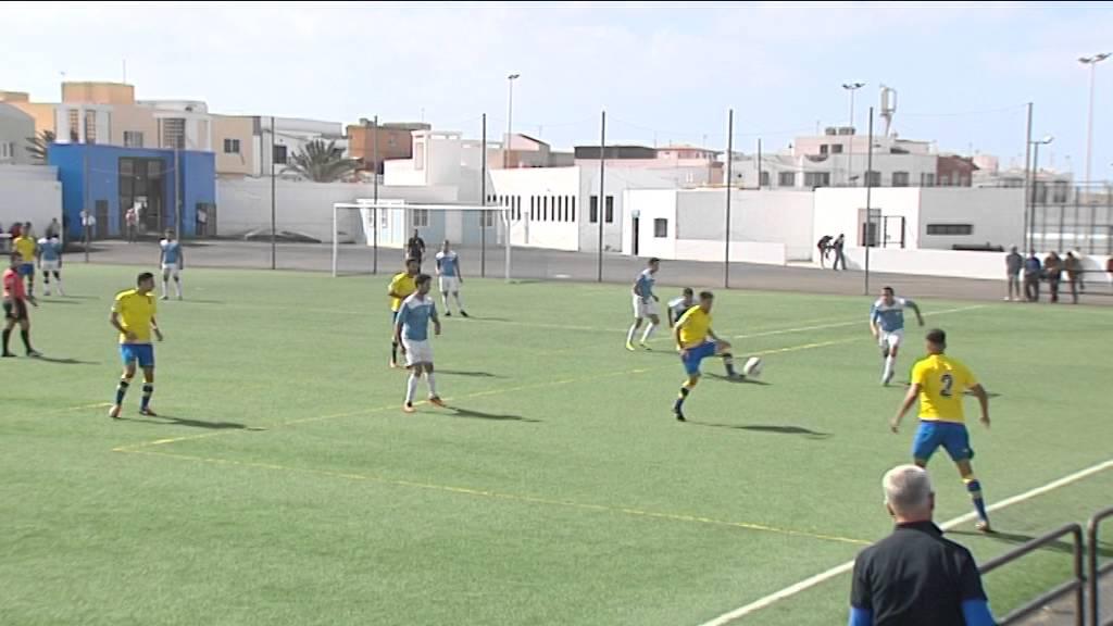 C.D. El Cotillo 3 – U.D. Las Palmas B 3