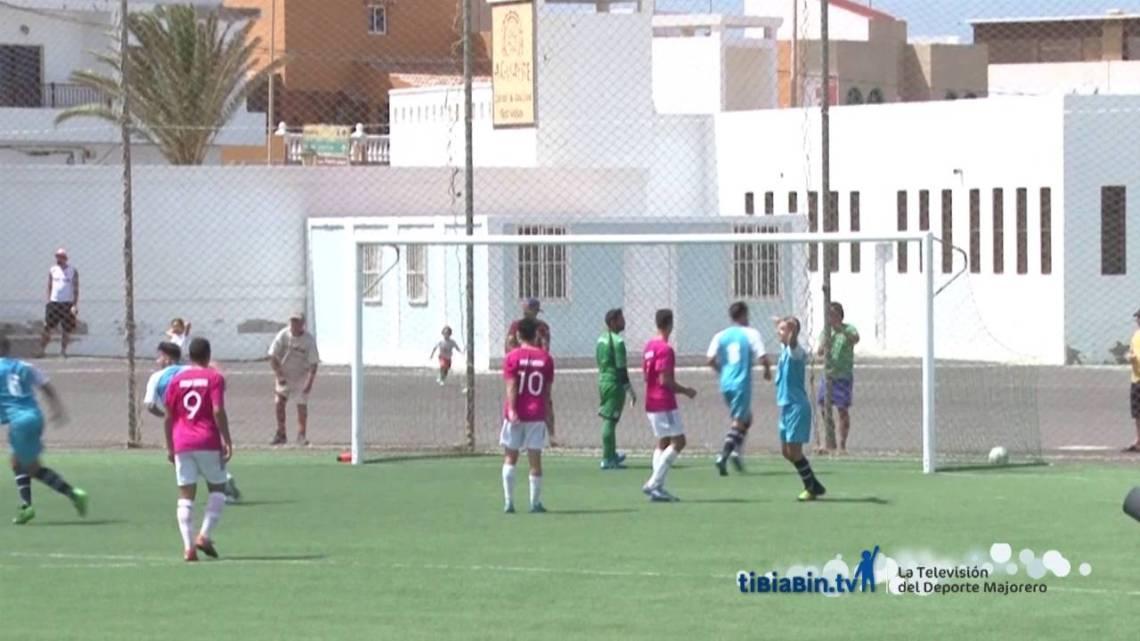 Gol Cotillo 1 – Unión Puerto 0