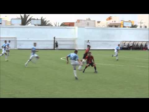 Gol de Héctor, Cotillo 1 – Unión Viera 0