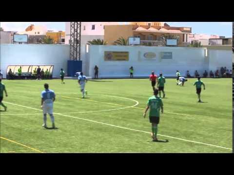 Goles Cotillo 1 – Unión Sur Yaiza 1