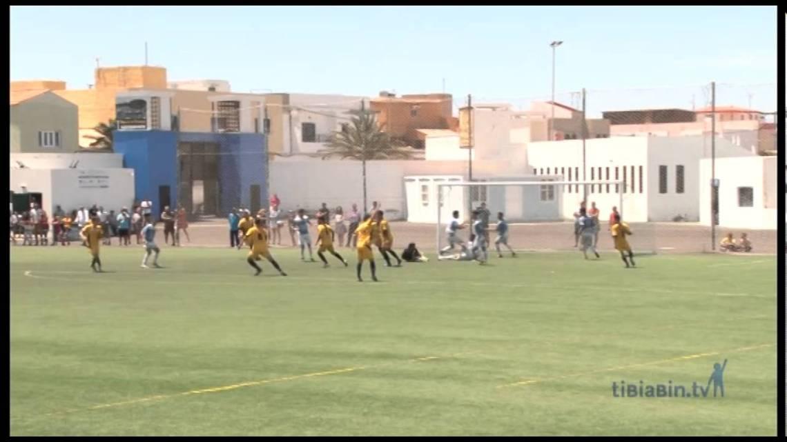 Goles Cotillo 2 – Santa Brígida 4