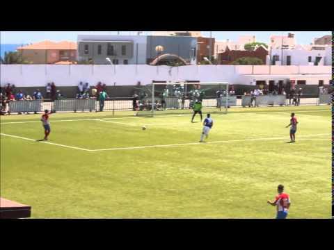 Goles Unión Puerto 1 – Atco. Granadilla 3