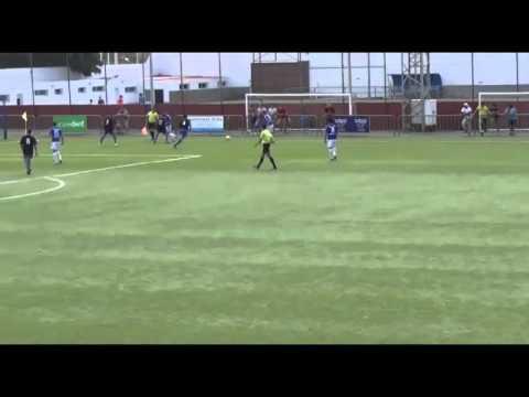 Vídeo gol Unión Puerto 1 – Sporting San José 0