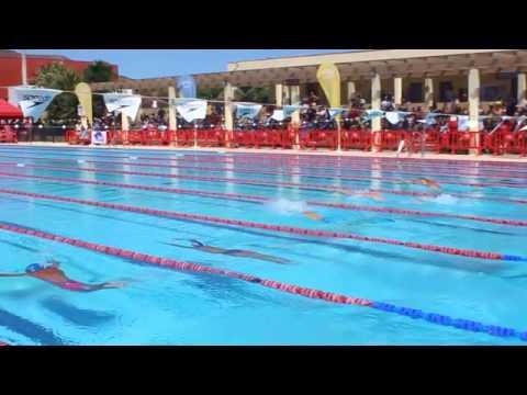 Vídeo: Polémica salida prueba 200 m. mariposa masculino (Campeonato de Canarias alevín)