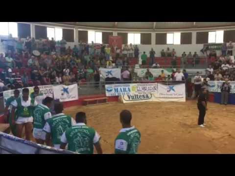 Vídeo protesta selección de Fuerteventura Torneo Pancho Camurria