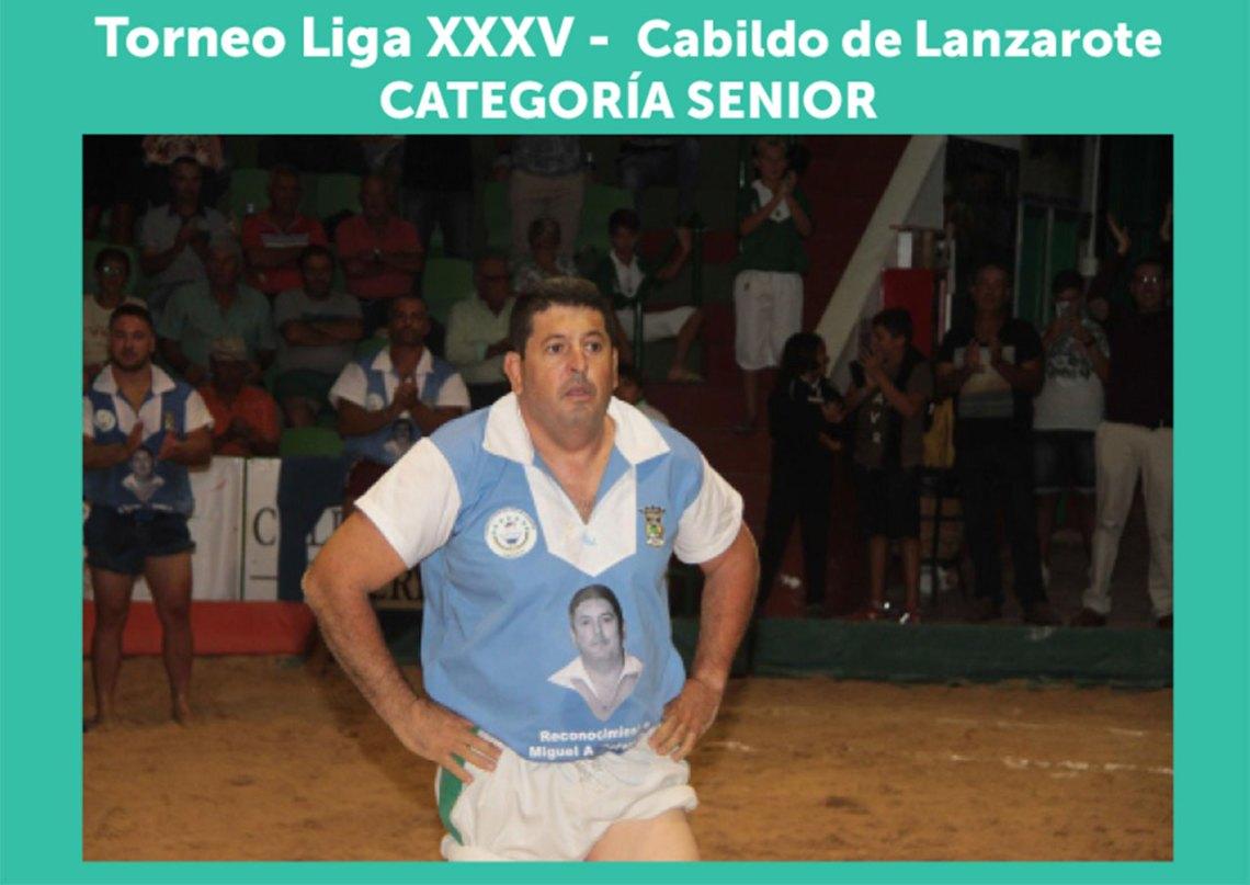 Calendario Liga Cabildo de Lanzarote de 2ª categoría