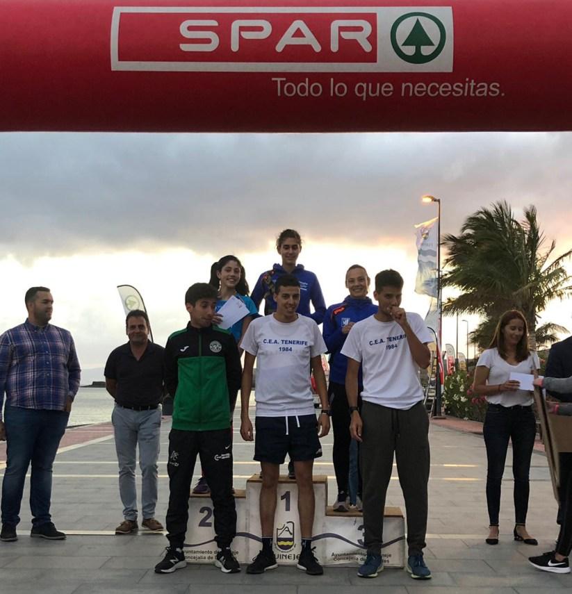 5ª milla urbana Padilla Supermercados – SPAR