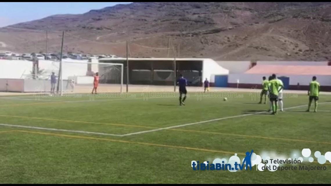 Vídeo goles Gran Tarajal 1 – Ibarra 1