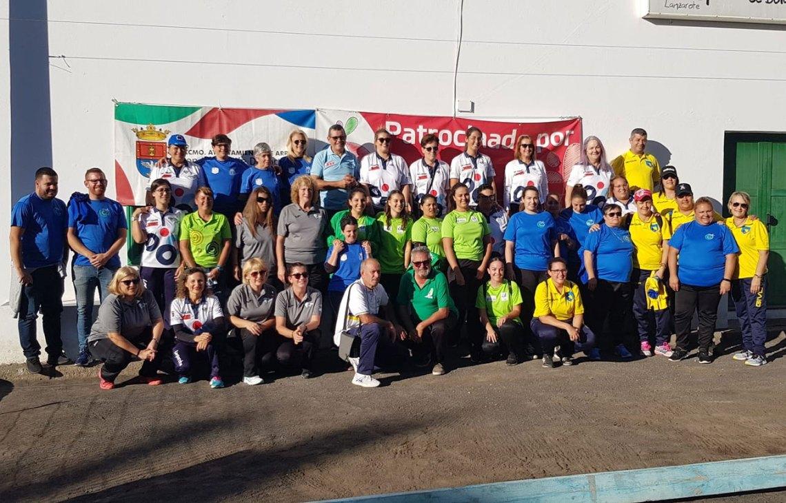 Resultados y crónica de la 5ª jornada de Bola Canaria