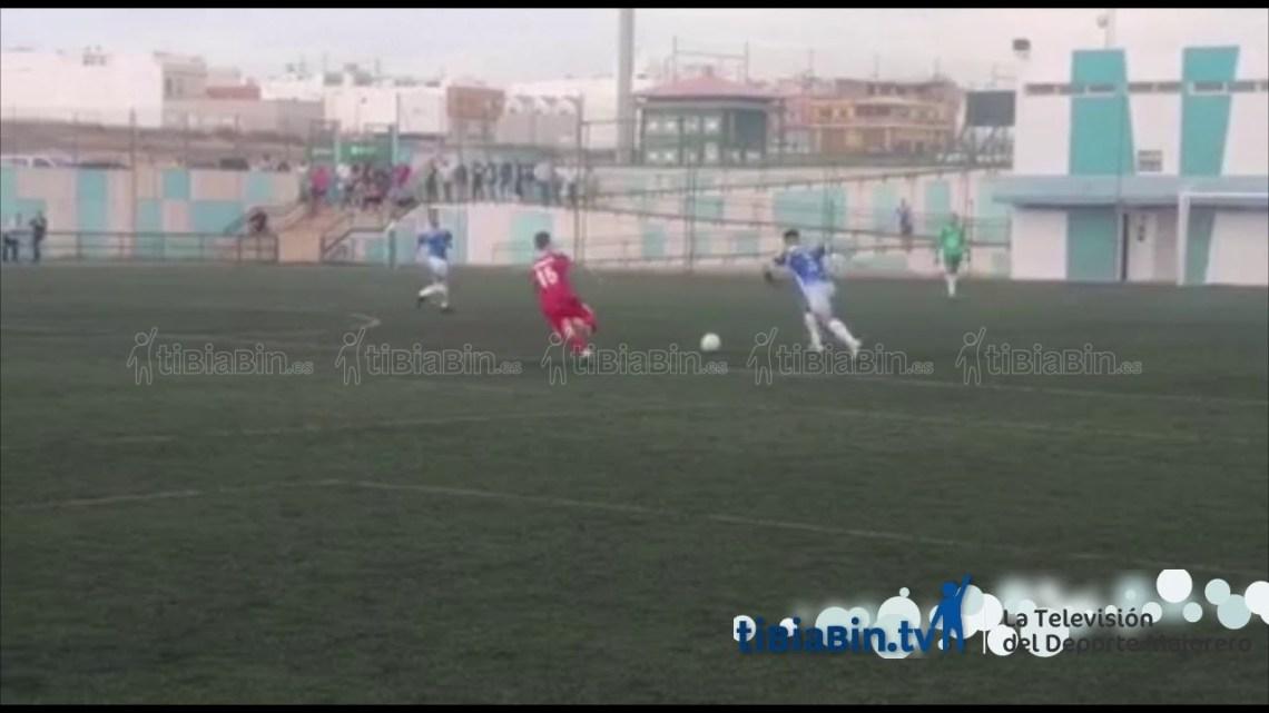 Vídeo goles Unión Puerto 1 – Güimar 1