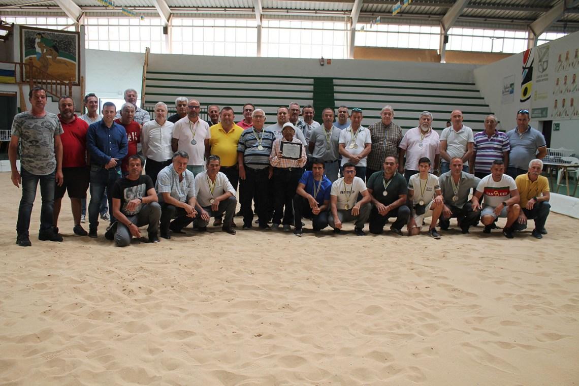Éxito de las Jornadas Deportivas de Colombofilia en Antigua