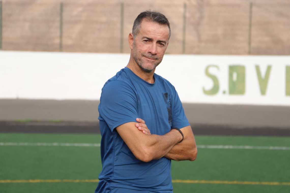 """Germán Suárez """"Quiero hacer un equipo joven pero competitivo""""."""