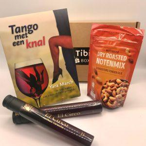 TibiBOX Tango met een knal