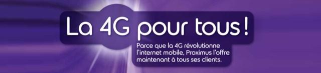 4G pour tous