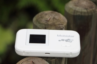 Pocket Hotspot 4G Bois