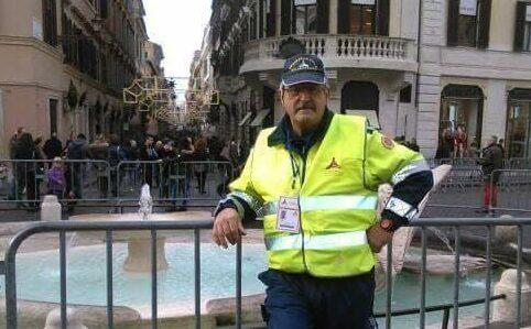 Otello Barone, indimenticato volontario della protezione civile di Tivoli