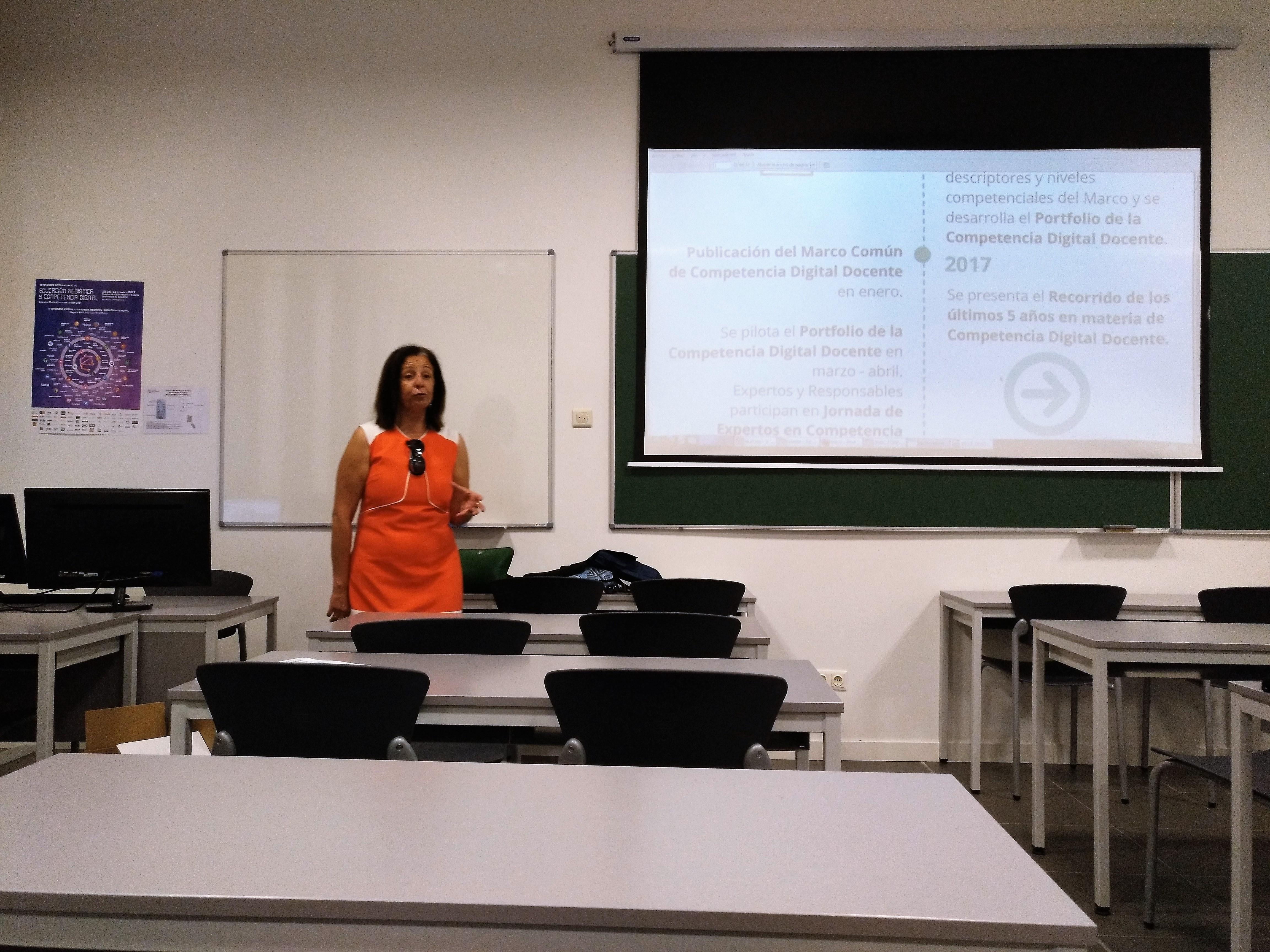 Portfolio de la Competencia Digital Docente del INTEF
